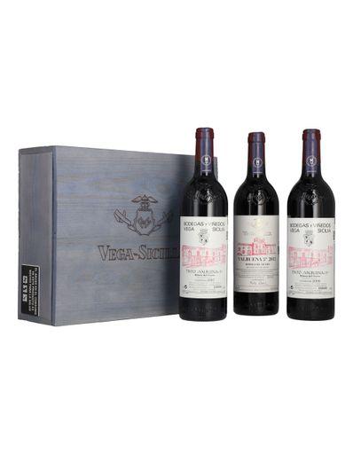 Vino-Tinto-Vega-Sicilia-Valbuena-Estuche-Cata-3-Botellas-750ml-Bodegas-Alianza