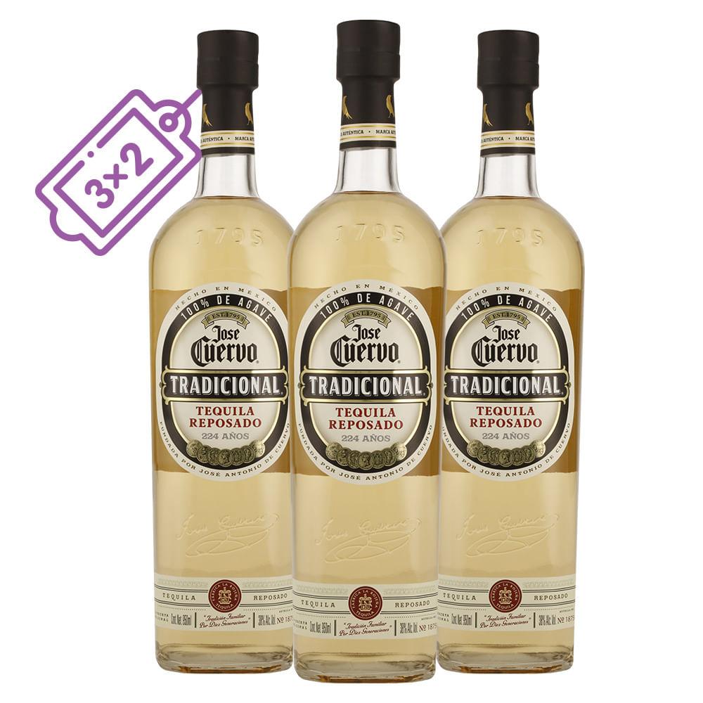 Tequila-Cuervo-Tradicional-Rep-100---3X2--950ml-Bodegas-Alianza