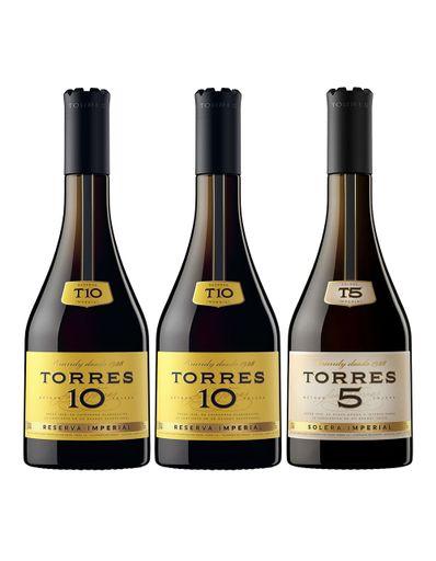Brandy-Torres-10-700ml-2Bt-C-Torres-5-700ml-Bodegas-Alianza