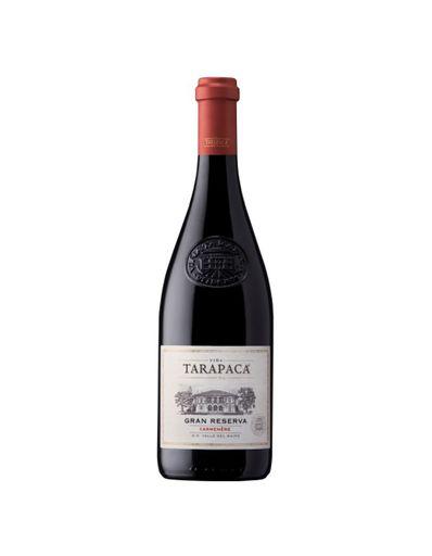 Vino-Tinto-Viña-Tarapaca-Carmenere-G-Rva--13.5º--750-ml-Bodegas-Alianza